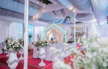 Sewa Tenda Dekorasi Serut di Pandeglang Banten