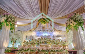 Paket pernikahan di rumah dan gedung Serang Cilegon