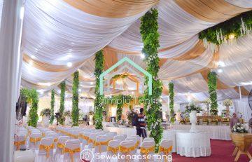 Sewa Tenda Dekorasi Serut di Lebak (Rangkasbitung) Banten
