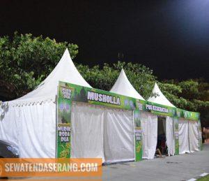 Sewa Tenda Bazar / Sarnafil di Serang Cilegon